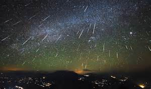 perseid meteor shower   perseid peak
