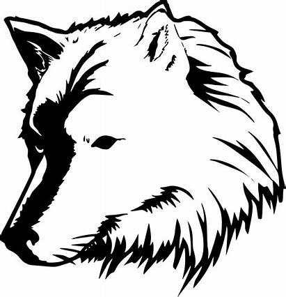 Wolf Svg Icon Head Icons Animal Werewolf