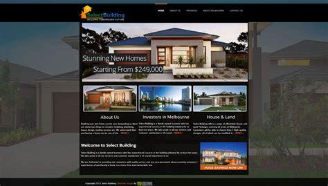 home design websites select building website design house website design