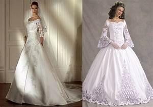 Be a Cinderella with Classic Wedding Dress Style Wedding