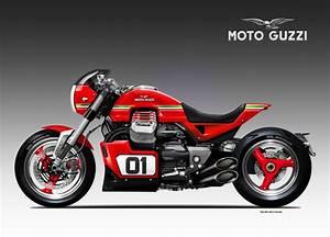 Racing Caf U00e8  Design Corner