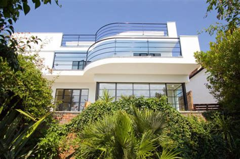 deco house for sale on the market five bedroomed deco house in roedean brighton east sussex