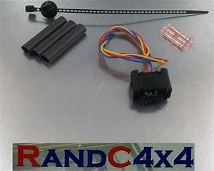 Ymq503220 Range Rover L322 Gcat Height Sensor Wiring Harness Plug Repair Kit