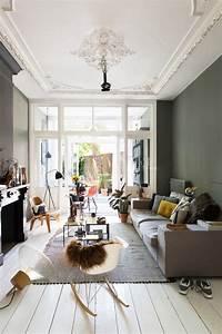 l39art de jouer avec les couleurs le kaki frenchy fancy With charming photo peinture salon 2 couleurs 3 style haussmannien frenchy fancy