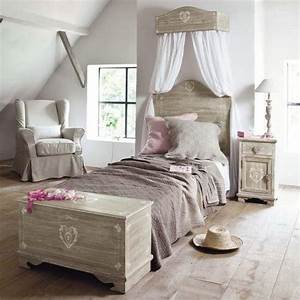 tete de lit coffre table de chevet camille http www With camille maison du monde