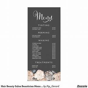 spa menu template google search spa ideas pinterest With spa menu of services template