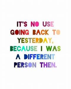 Quotes From Alice In Wonderland. QuotesGram