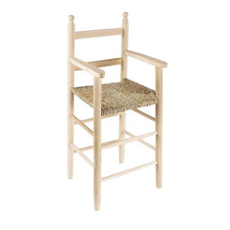 chaise en bois enfant chaise haute enfant bois margaux 4451