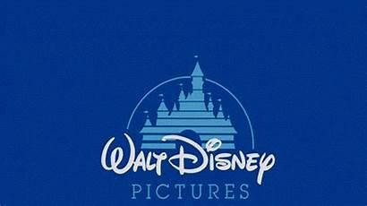 Disney Walt Animated Film Logos Cartoon Castle