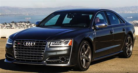 2018 Audi S8 Release Date And Redesign  2018  2019 Car