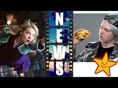 The Amazing Spider-Man 2, Death of Gwen Stacy? Quicksilver ...