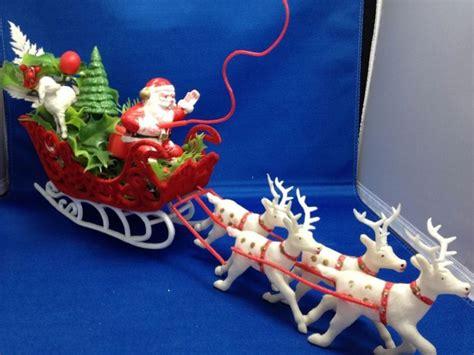 vintage retro reindeer plasticcaketopper uk 1000 ideas about santa claus s reindeer on teddy reindeer and