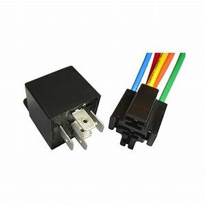 Pico Wiring 5591pt Relay And Harness 40 Amp Single Pole