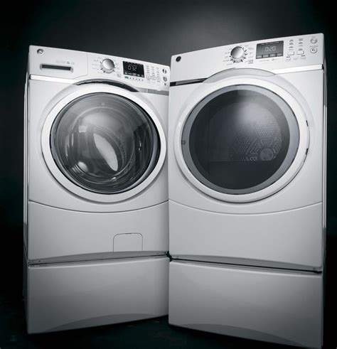 gfdesskww ge   cu ft steam electric dryer white