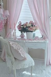 romantic shabby decorating
