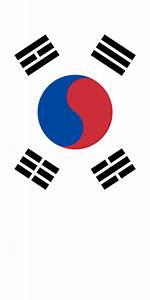 File:Flag of South Korea (vertical).svg