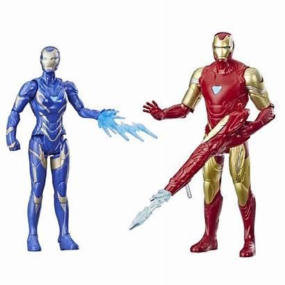 Endgame Avengers Marvel Iron Rescue Hasbro Pack