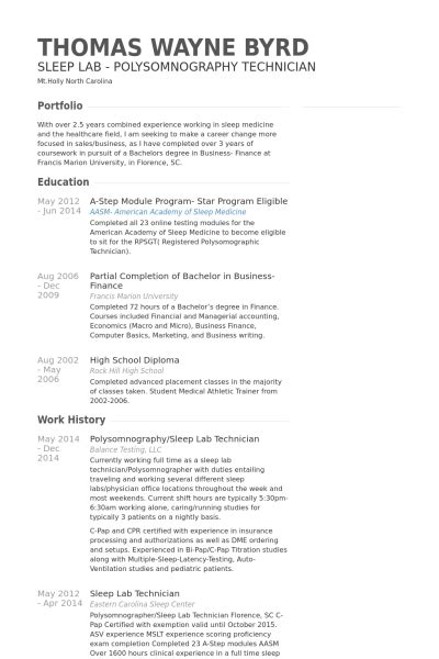 resume template for instrument technician 28 images
