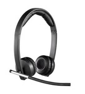 Wireless Headset Dual H820e - Headset - on-ear - wireless - DECT - 981-000516