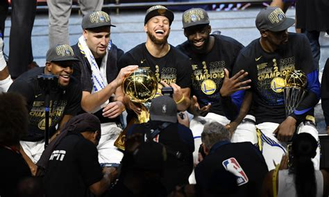 nba finals xsos  golden states championship run