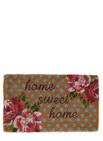 spotty doormat bhs vintage floral spotty doormat cath kidston inspired