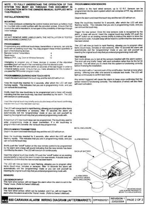 Elddi Caravan Wiring Diagram by Autowatch 650 Programming Member S Gallery Caravan Talk