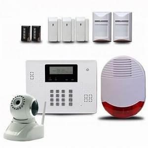 Alarme Périmétrique Pour Maison : alarme maison sans fil optium ka540 avec cam ra ip de ~ Premium-room.com Idées de Décoration