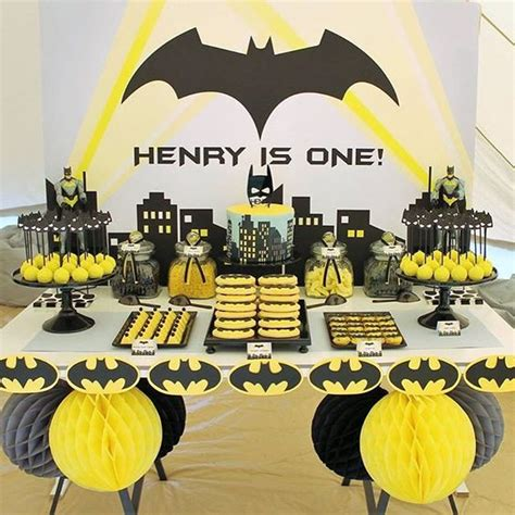 23 Incredible Batman Party Ideas  Pretty My Party Party