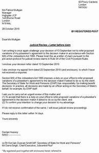 church and state blog the high court judicial review With pre action protocol letter template