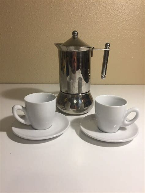 Stella nova is charleston's leading spa, hair salon, and beauty boutique since 1991. 2 CUP STOVETOP ESPRESSO MAKER- INOX -18/10 MADE IN ITALY. SHIPS FAST!   eBay