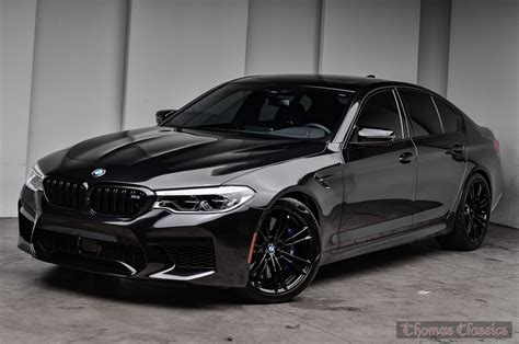Black Bmw M5 by 2019 Bmw M5 Competition Akron Oh 27158104