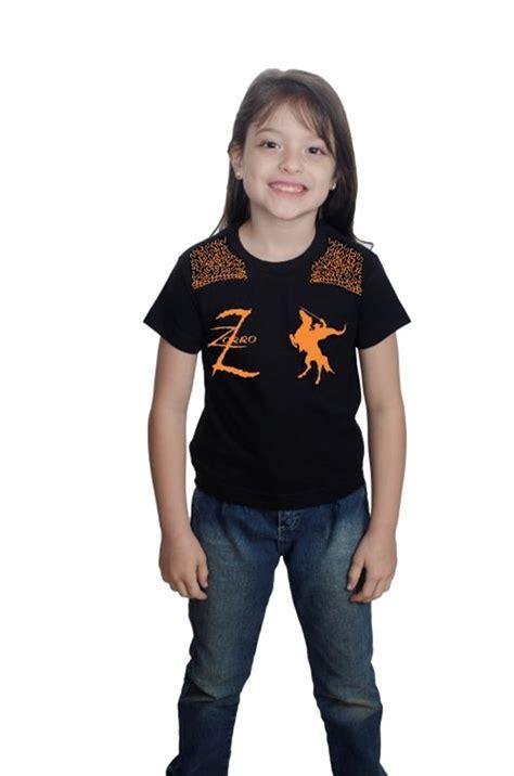 infantil zorro camiseta customizada elo7 fantasia festa