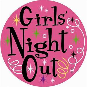 Girls Night Out Clip Art Free - Cliparts.co