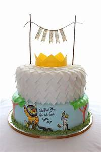 Where The Wild Things Are - CakeCentral com
