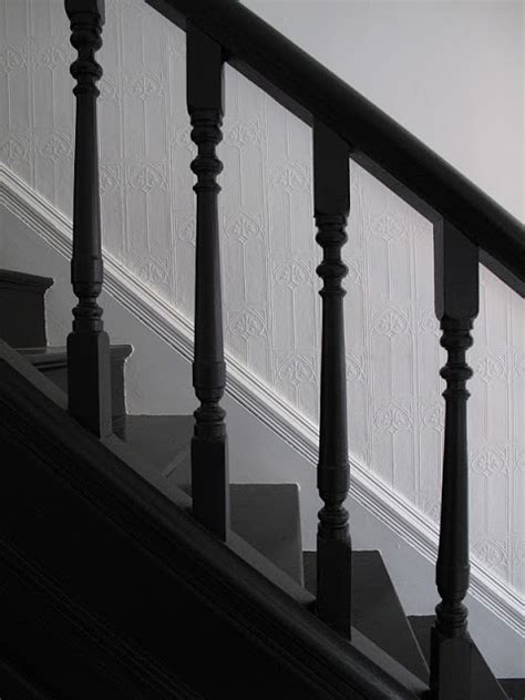 farrow  ball pitch black  interiors  color
