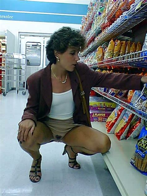 Flashing In The Store Naked In Walmart Pics XHamster