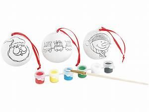 Weihnachtskugeln Selbst Gestalten : your design keramik weihnachtskugeln zum selbstbemalen ~ Lizthompson.info Haus und Dekorationen