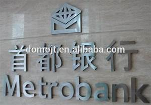 Alibaba wholesale lighted alphabet metal letter signlight for Cheap channel letter signs