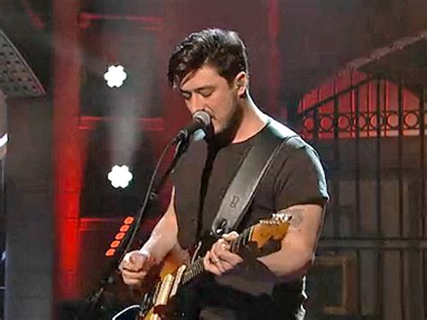 mumford and sons snl mumford sons play the wolf on saturday night live