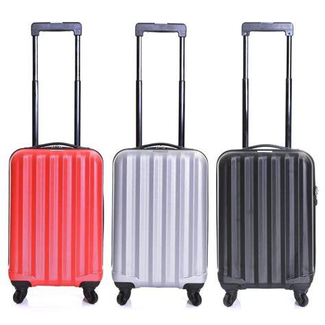 Easyjet Cabin Suitcase by Ryanair Easyjet Cabin 4 Wheels Spinner Trolley