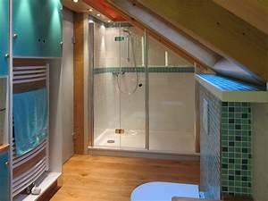 Bad Mit Dachschräge Dusche : dusche in der dachschr ge modern badezimmer other metro von hansen innenarchitektur ~ Sanjose-hotels-ca.com Haus und Dekorationen