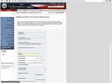 Ds 160 sample form imagemart ds160 application form us j1 visa part 3 youtube altavistaventures Image collections