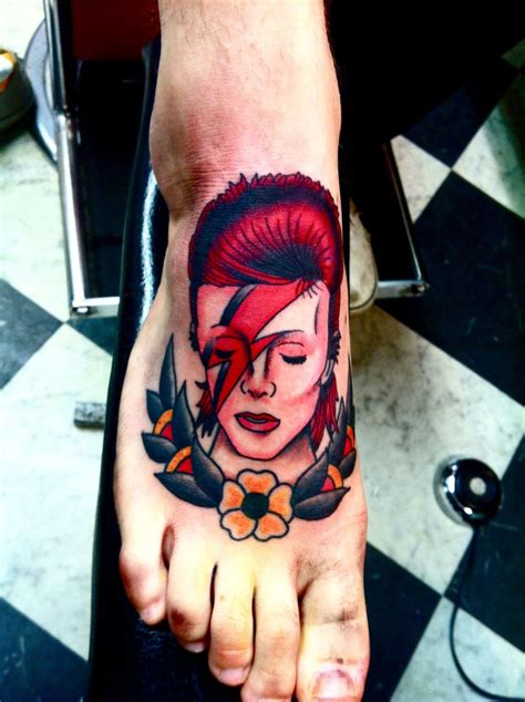 David Bowie Tattoos Part1 Nsf