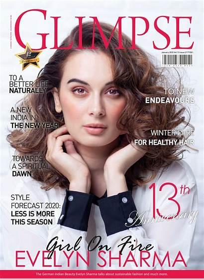 Jan Magazine Glimpse