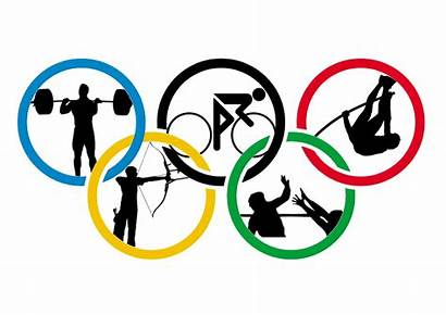 Olympic Training Olympics Center Athletes Fitness Every