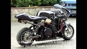 125ccm Pocket Bike : 30ps tuning minibike pocketbike mit 125ccm 6 gang honda ~ Jslefanu.com Haus und Dekorationen