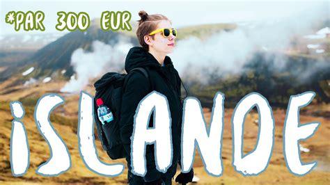 KĀ ES AIZBRAUCU UZ ISLANDI PAR 300 EIRO | Lēta ceļošana ...
