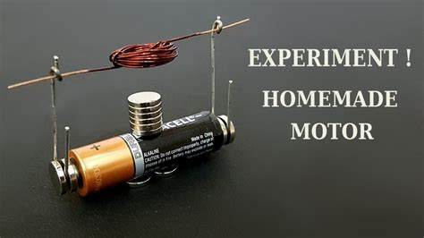 Simple Motor by Motor How To Make A Simple Motor