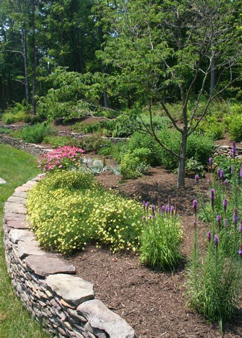 retaining walls for in your garden west winds nursery