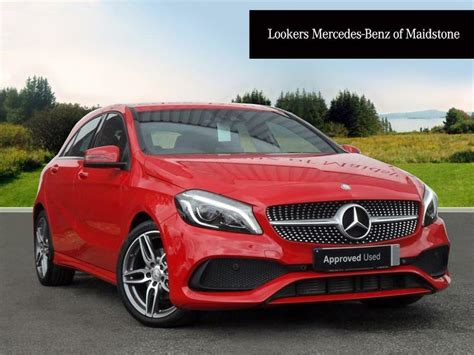 Classe a45 amgmercedes a45 amgmercedes a45 amg 2016mercedes benz a45 amgmercedes classe a45 amg. Mercedes-Benz A Class A 180 D AMG LINE PREMIUM (red) 2016-03-05   in Maidstone, Kent   Gumtree